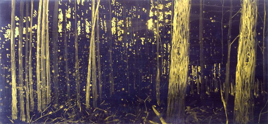 Tokugenji Cedars