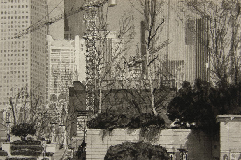 Shanghai Sketch #16