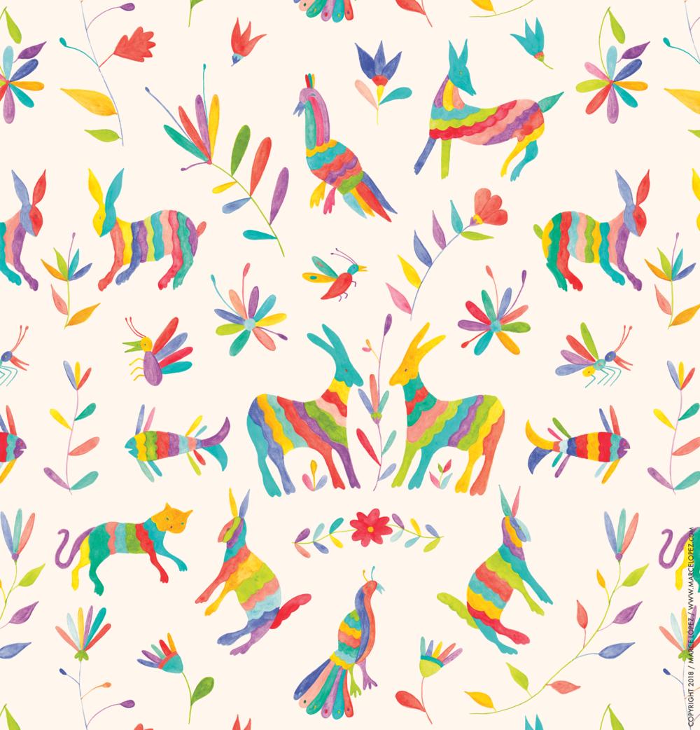 otomi pattern