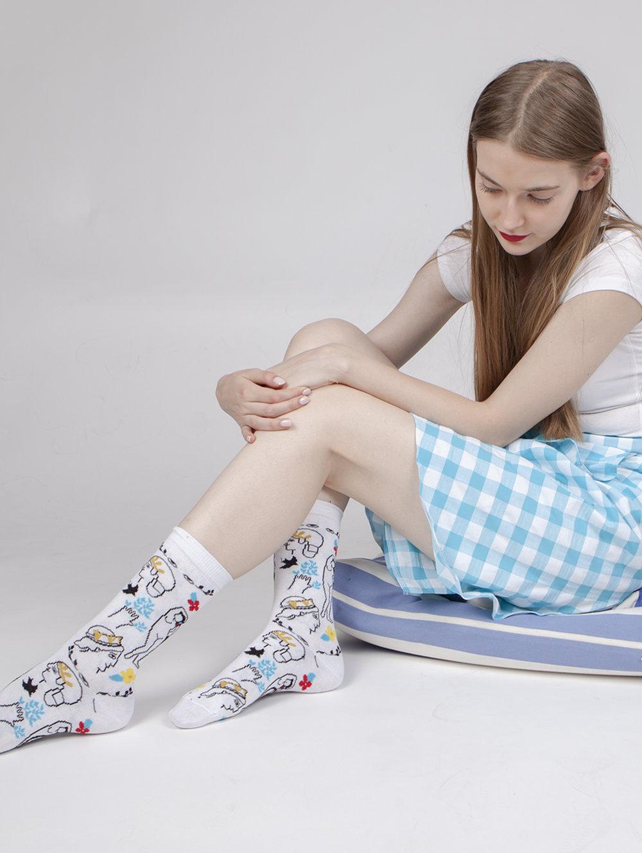calcetines casita de wendy