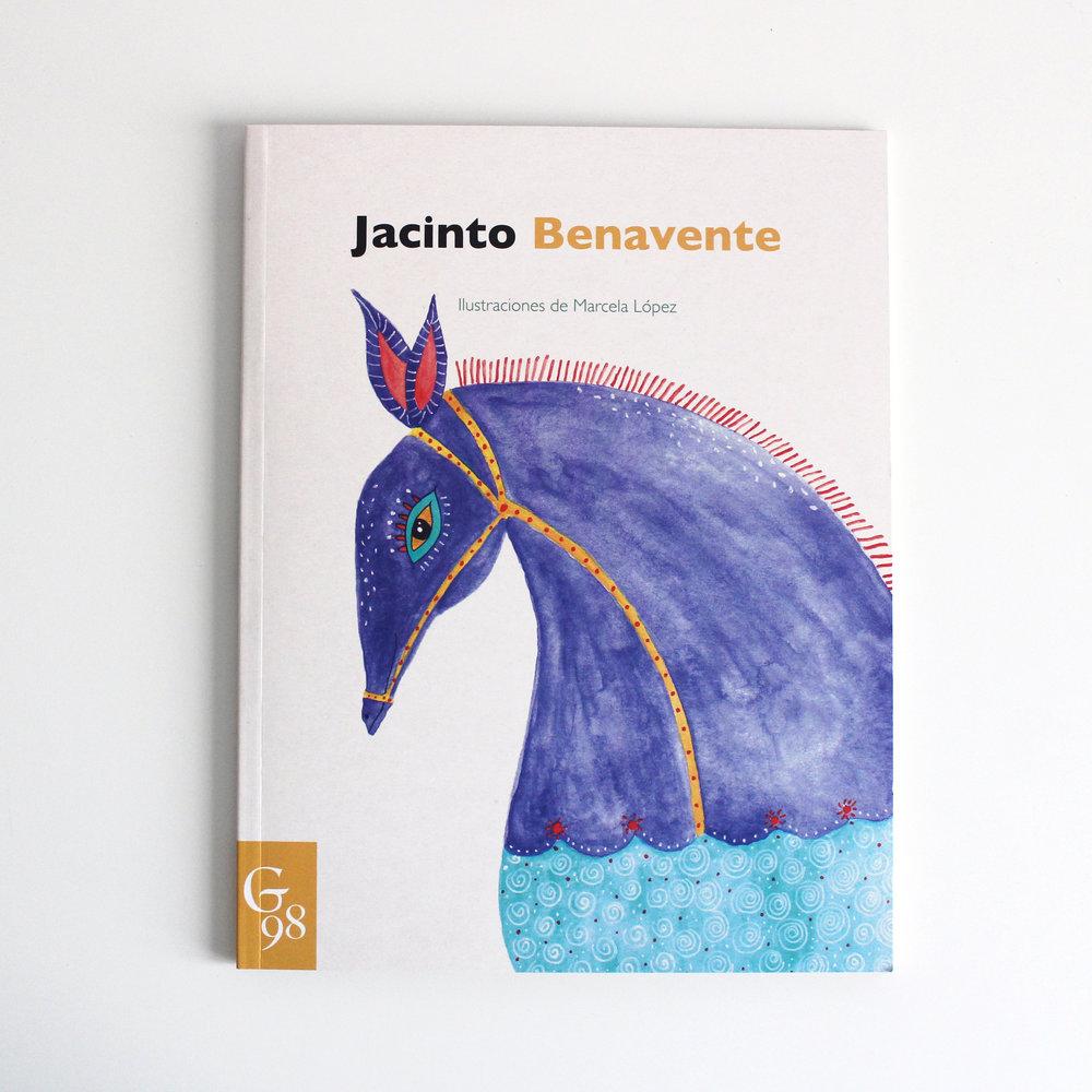 poemas ilustrados jacinto benavente