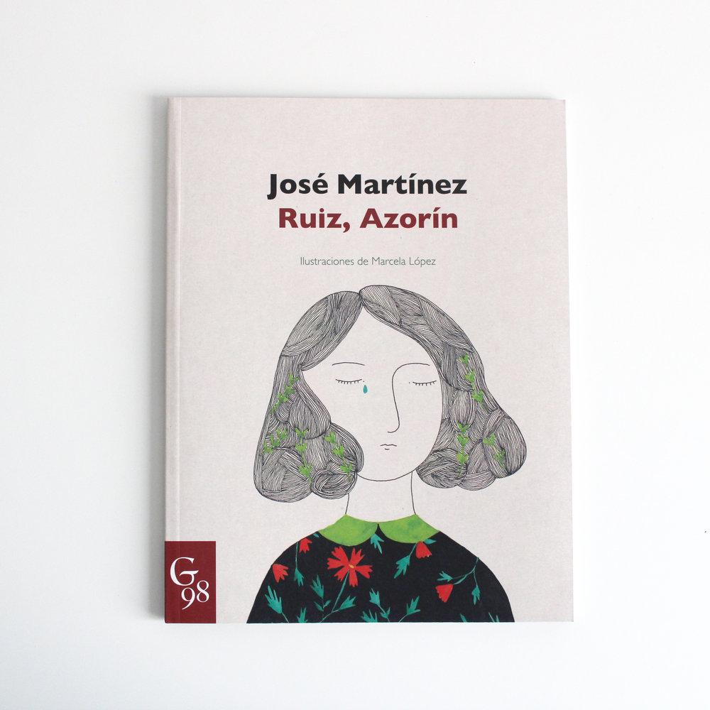 literatura ilustrada azorin