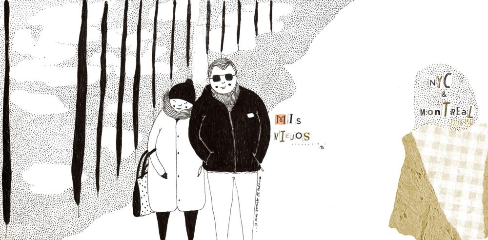 diario de un viaje - -illustration-