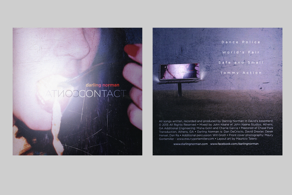 """Contact"" by Darling Norman, 2013"