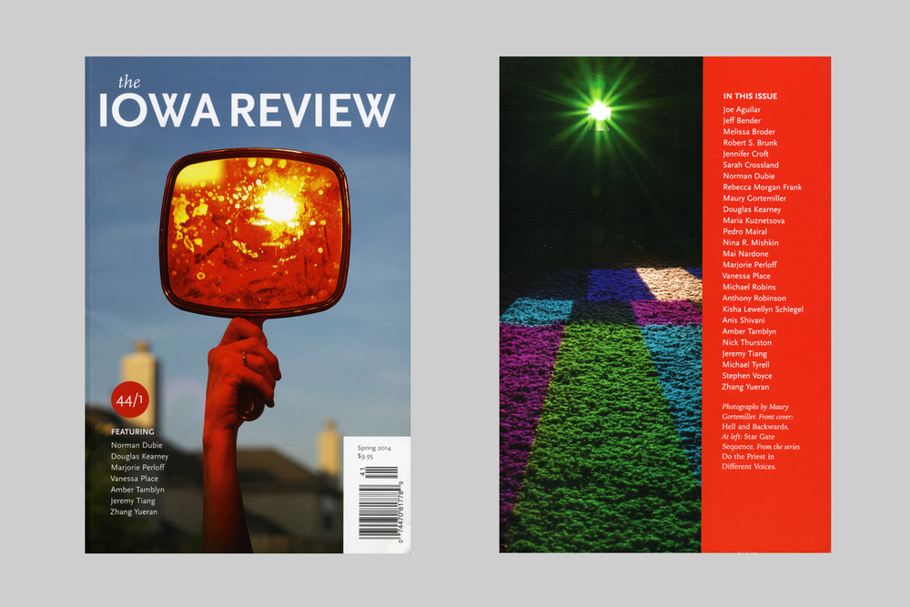 Iowa Review, Spring 2014