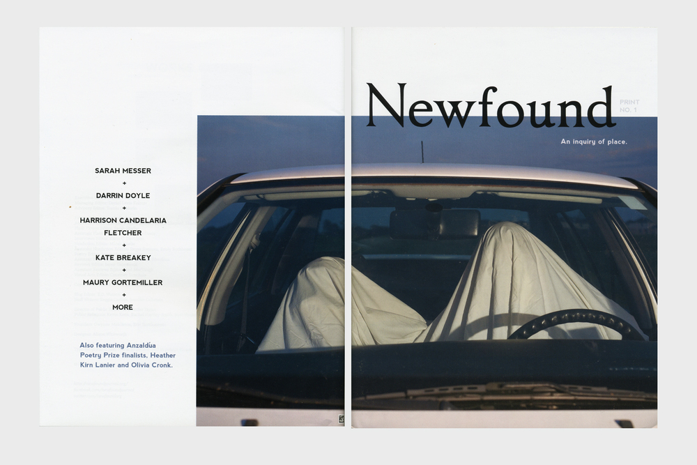 Newfound Journal, Issue #1, 2014
