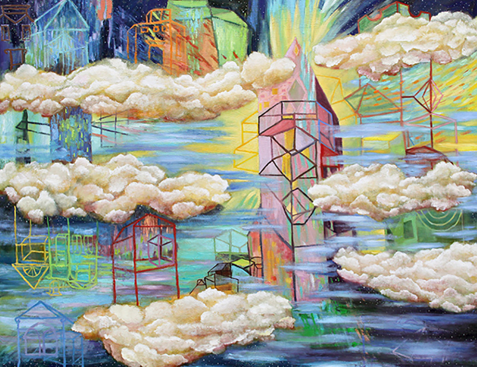 Dreams Can Cloud the Cities- Impermanance Appears Infinite- Let the Shifting Perspective Carry You-web.jpg