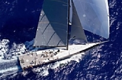 RIO 100 - TransPac 2015 Barn Door Win