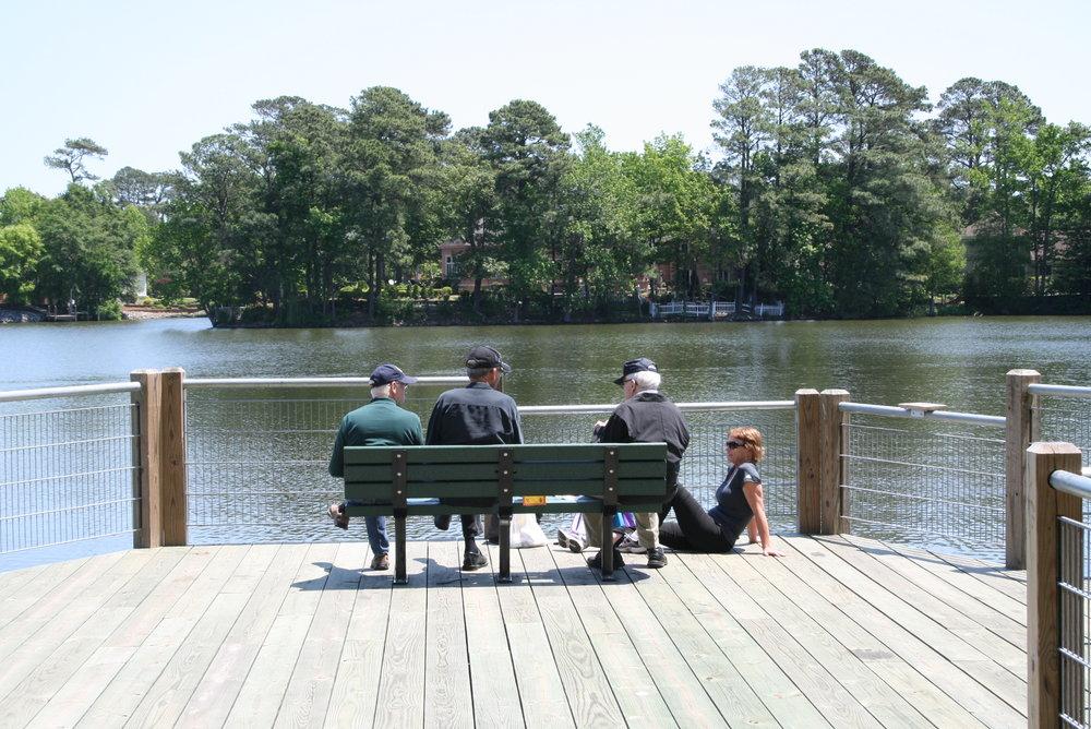 Lake Lawson - Lake Smith