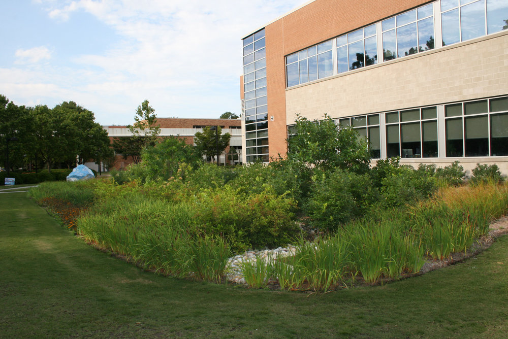 ODU: Systems Research Academic Building