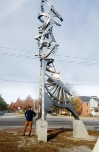 Church Street Sculpture