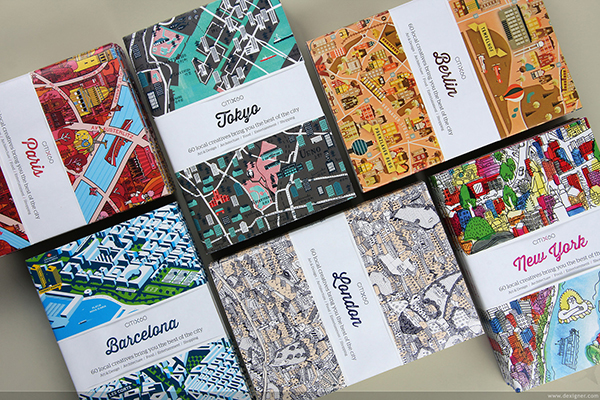 Inspiration Beautiful Maps City Guides By Victionary Sarah