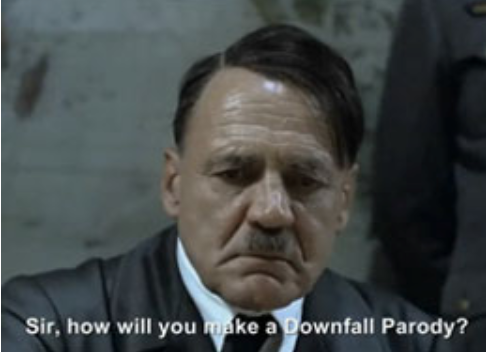 Downfall parody | Know Your Meme Is the Downfall meme still funny if it's just about a different Allied success?
