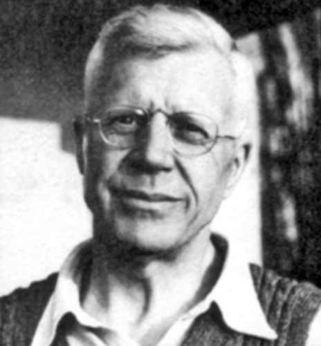 Barnes Wallis /    www.biographyonline.net       He's got glasses, so that's how you know you can trust his math.