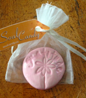 """You could win this """"Gratitude"""" soul candy from @soulcandyco for meditation!"""