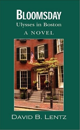"first-edition hardcover of ""bloomsday: Ulysses in Boston--A novel"" rewards early book buyers."