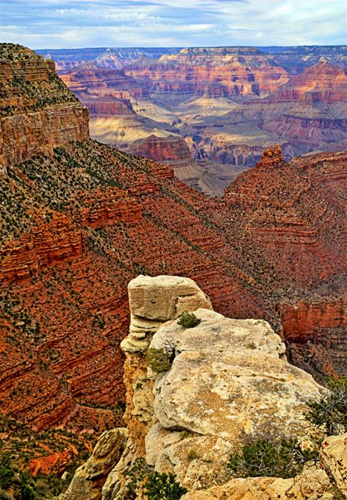 Grand Canyon View #10