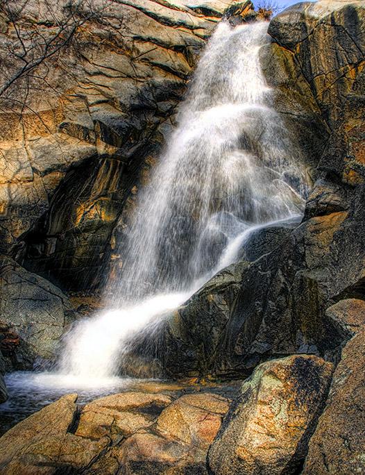 Groom Creak Falls