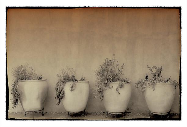 4 Pots