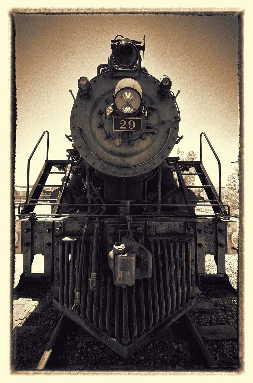 Engine #29