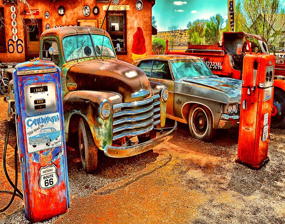 RTE 66 Car Wash