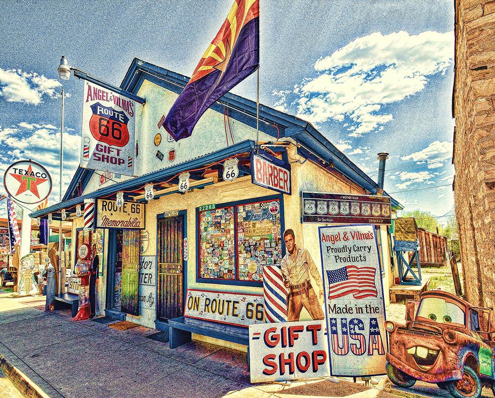 RTE 66 Gift Shop