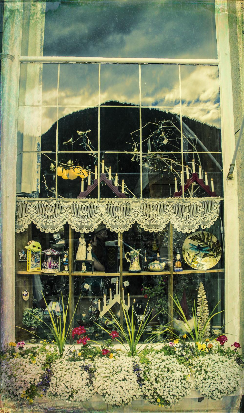 Shoppe Window