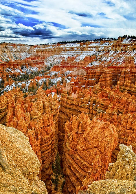 Bryce Canyon Rising