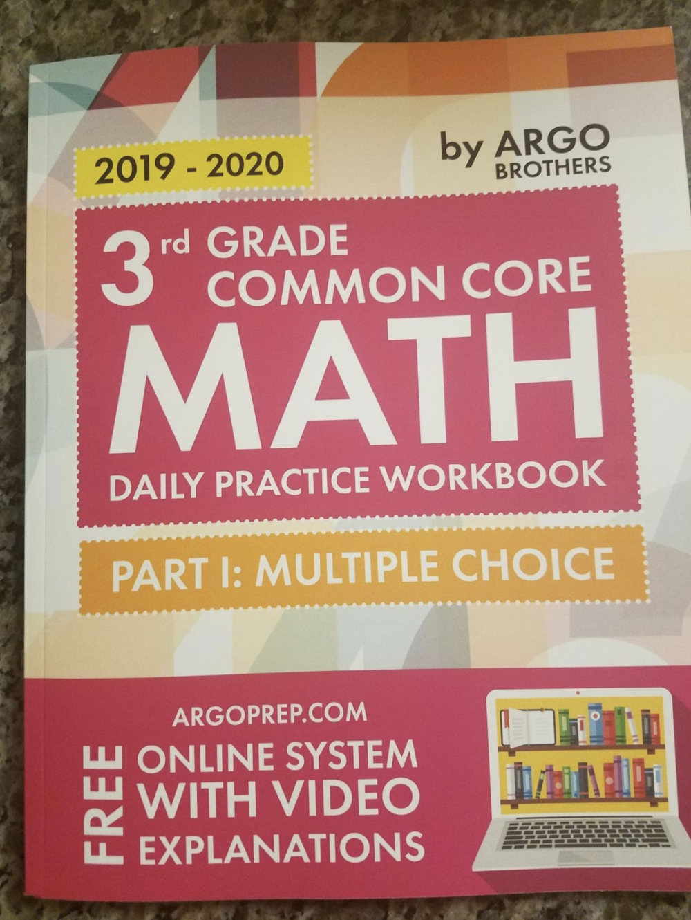 Nadya - I love these series of math books. My children find them very informative and interesting that have lots of very good math problems. The book's of very high quality too.