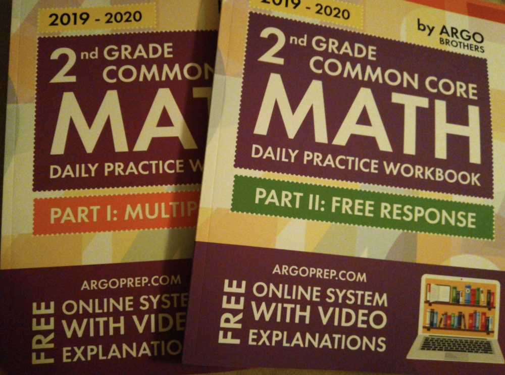 Timur - Thank you!!! One of my favorite publishers for math workbooks for students. I have many of their books and have been consistently pleased with the quality and number of resources they provide. The workbooks include more than enough practice problems for your child to work through during the school year and the book comes along with their online website access. To my knowledge, all of their workbooks come with video explanations on their website. Some instructor reviews question by question making this an essential workbook to have for all parents and teachers. As a parent who has used their books for my kids and continue to do so, I highly recommend this brand.
