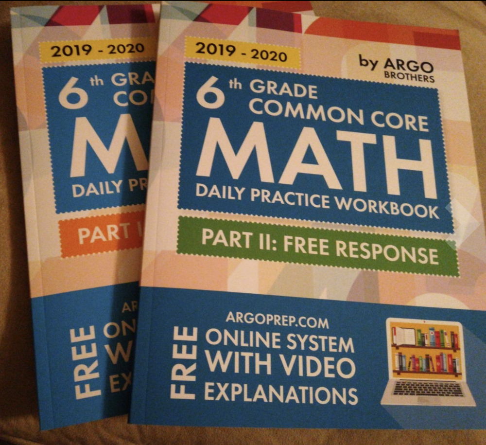 Timur - Thank you! One of my favorite publishers for math workbooks for students. I have many of their books and have been consistently pleased with the quality and number of resources they provide. The workbooks include more than enough practice problems for your child to work through during the school year and the book comes along with their online website access. To my knowledge, all of their workbooks come with video explanations on their website. Some instructor reviews question by question making this an essential workbook to have for all parents and teachers. As a parent who has used their books for my kids and continue to do so, I highly recommend this brand.