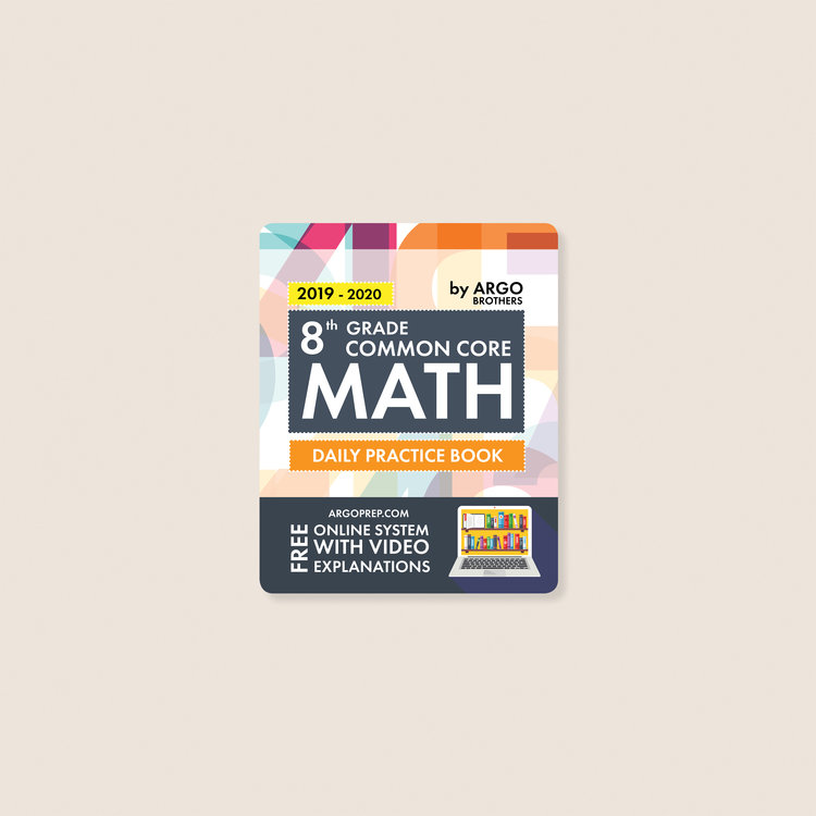 Common Core Math Workbooks — Argo Brothers