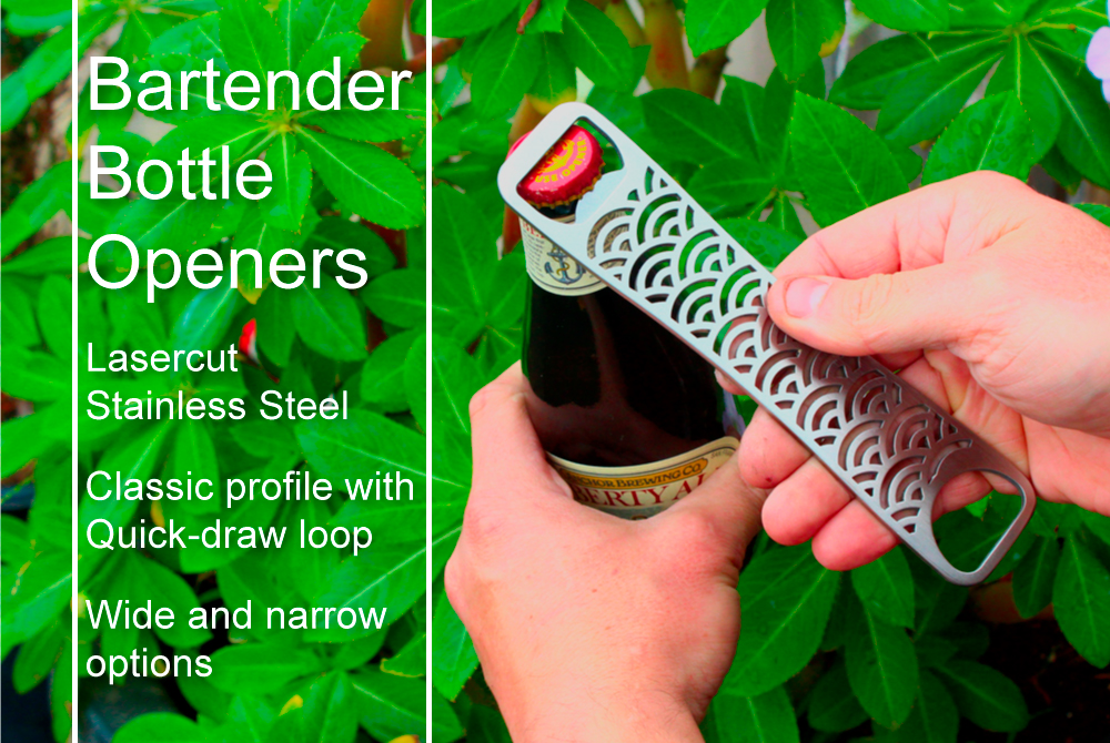 Bartender Bottle Openers