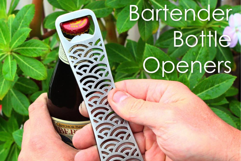 Bartender Bottle Openers