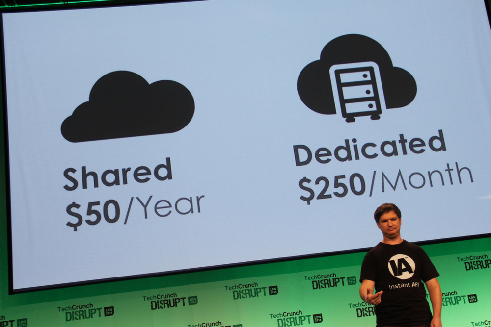 InstantAPI (source: Techcrunch)