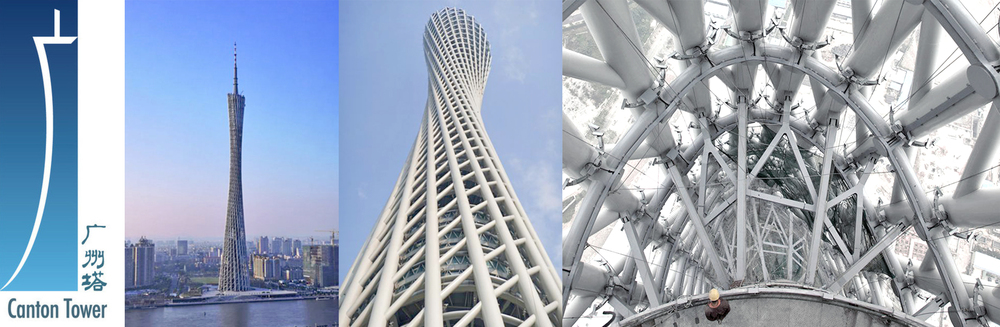 The appearance and the logo of the Canton Tower is the main inspirations of my icon set. I aimed to create a set of icons that corresponds to the style of the tower.