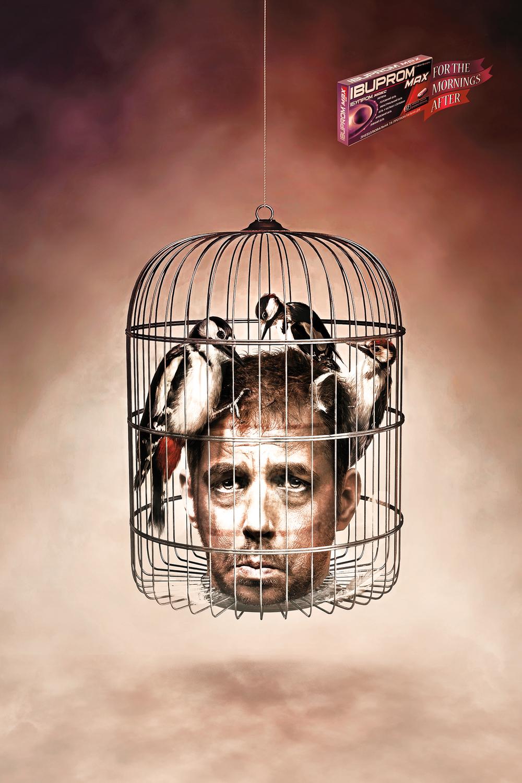 Ibuprom Max | Cage