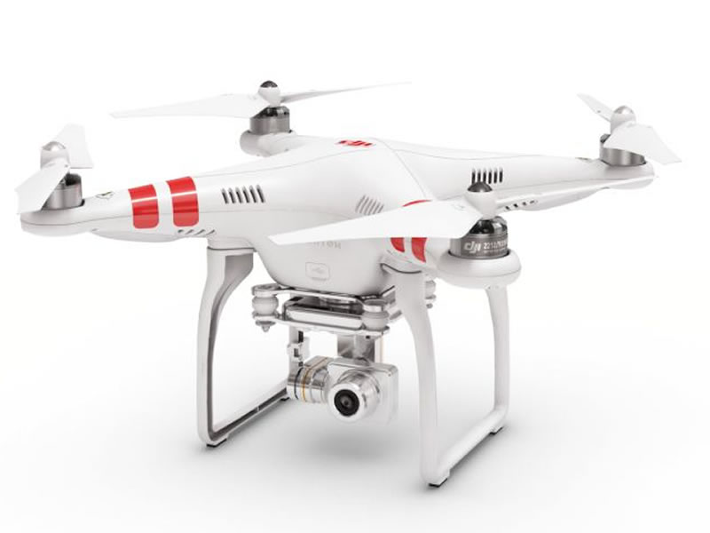 DJI Phantom 2 Line of Drones (Base, Vision, and Vision+ models)