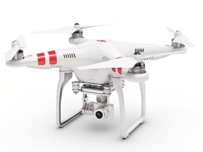 DJI Phantom 2 Line of Drones (Base, Vision, and Vision+ models)