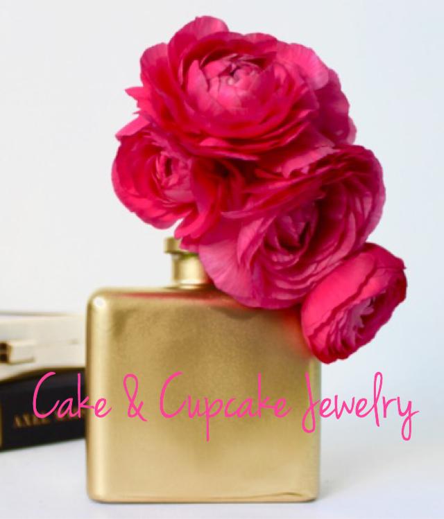 Cake & Cupcake Jewelry