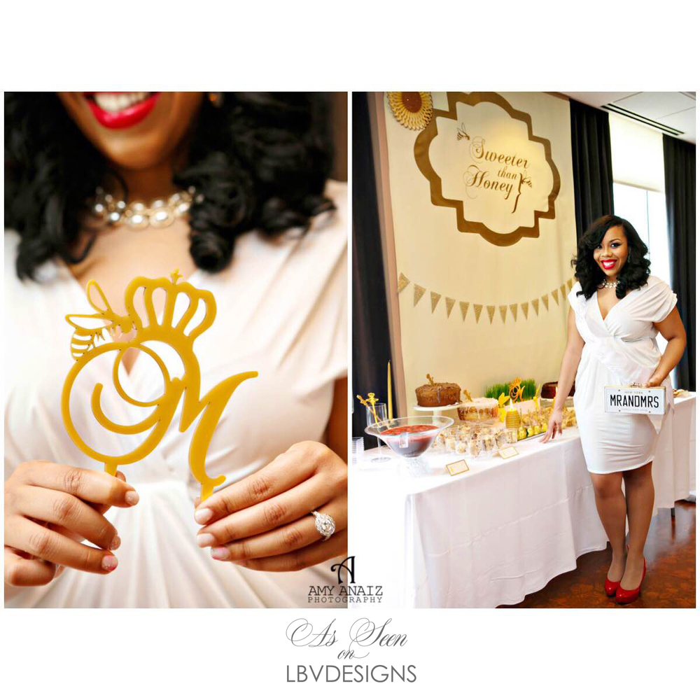LBVDesigns_Queen_bee_Bridal_shower_cake_topper_bey_bride.jpg