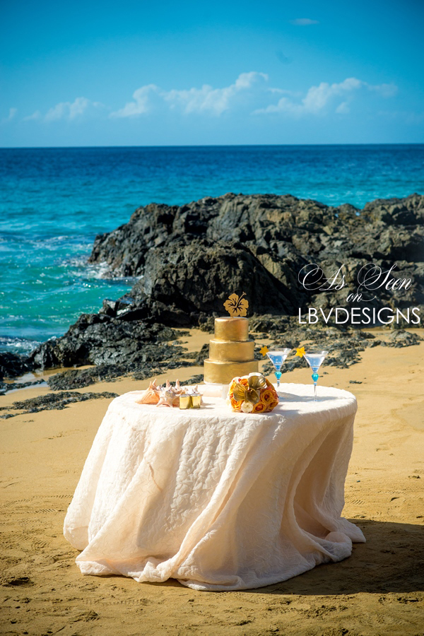 LBVDesigns_trinidad_beach_destination_wedding_cake_topper_hibiscus1.jpg