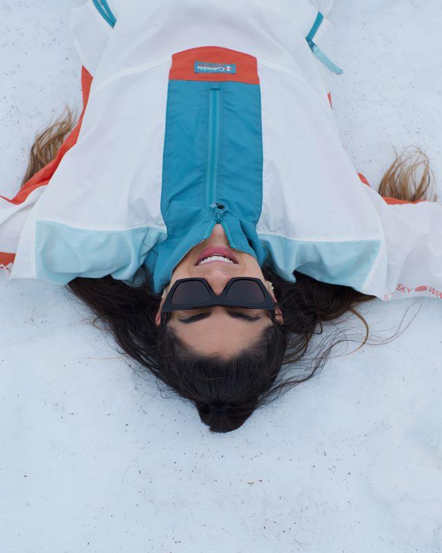 summering in snow ❄️