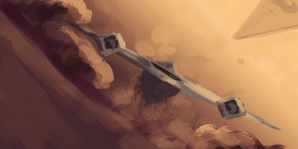 Space Chase #1 sketch.png