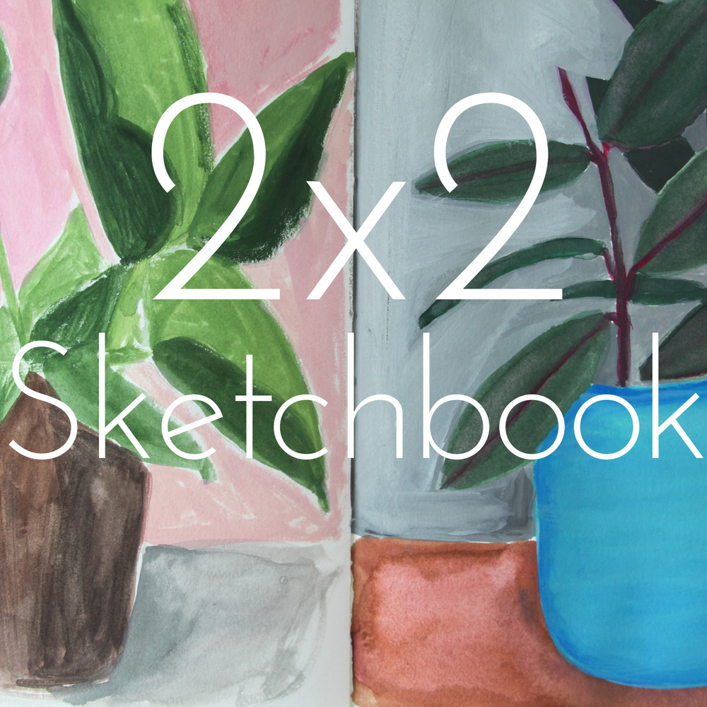 2x2 Sketchbook