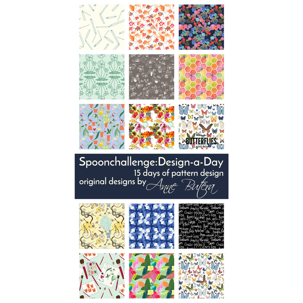 15 Days of Pattern Design