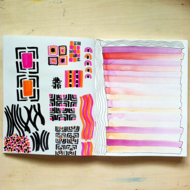 2x2 Sketchbook Week 15