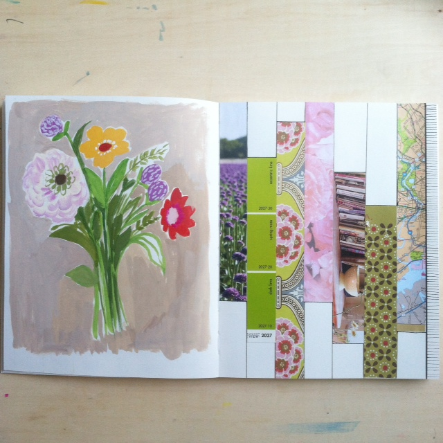 2x2 Sketchbook Week 19
