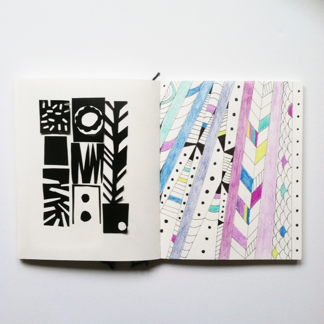 2x2 Sketchbook Week 31