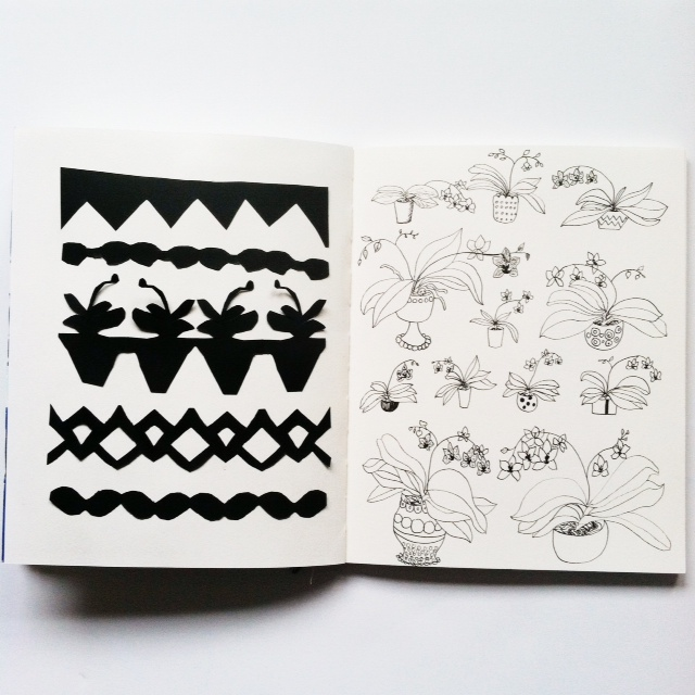 2x2 Sketchbook Week 37